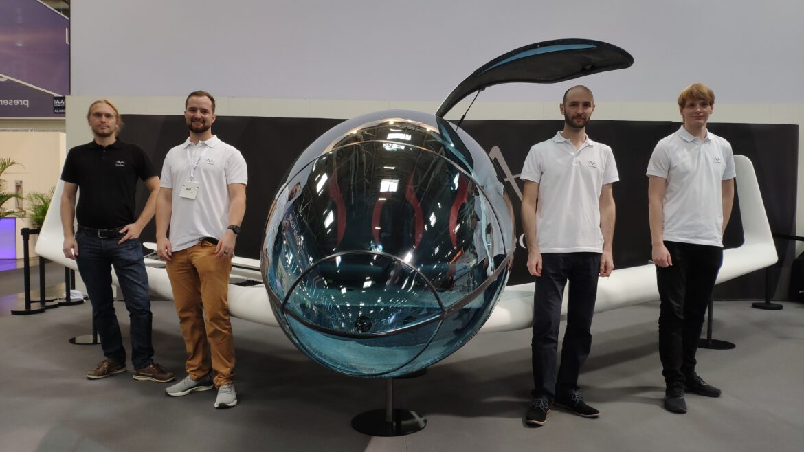 Successful Premiere of our Full-Scale Prototype at the IAA